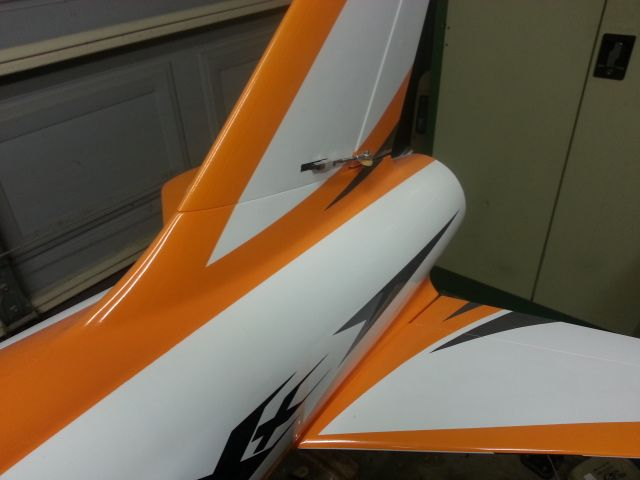 Tail Surfaces Comlete
